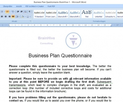 Discover our proven, 5-step business plan writing process